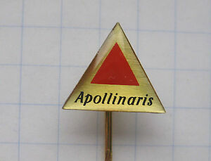 APOLLINARIS / TABLEWATER................ Getränke Nadel / kein Pin (K3/1)