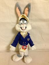 LOONEY TUNES 24K COMPANY - 50TH BIRTHDAY COLLECTION - BUGS BUNNY WITH TAGS