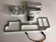 Area dual steering servo radio tray rack for Losi DBXL XL 1/5 rc car 0236 servo