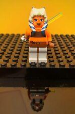 LEGO STAR WARS JEDI AHSOKA TANO Padawan 100% Authentic LEGO 8037 CLONE WARS