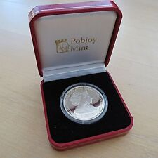 2013 Coronation Anniversary Crown Silver Proof Coin Isle of Man