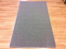Plain GREY GRACE WG105 OCEAN Crucial Trading Wool Rug XL Runner 110x200cm 60%OFF