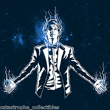 DOCTOR WHO The 11th Hour COLOR CHANGE Matt Smith Eleventh Dr NEW TEEFURY T-SHIRT