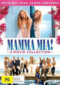 Mamma Mia! / Mamma Mia - Here We Go Again! - Franchise Pack DVD