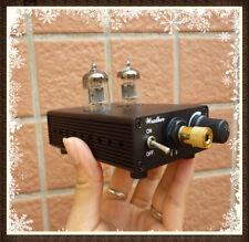 Douk Audio 6J1 Valve Tube Headphone Amplifier HiFi Class A Stereo Amp Preamp