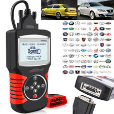 KW820 OBD2 OBDII EOBD Scanner Car Automotive Code Reader Tester Diagnostic Tool