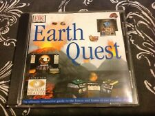 DK Earth Quest PC CD