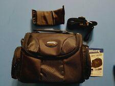 Deluxe Padded Medium Camera Bag for Nikon D7100 D5300 D5200 D3300 D3200 D3100