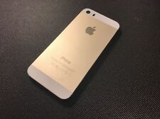 iPhone 5S Cover Battery Door Case Frame OEM Gold