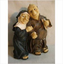 LATEX MOULD MOULDS MOLD.           MERRY DRINKING MONK AND NUN