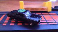 Aurora Slot Car Green Hornet's Black Beauty #1384