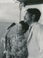 Cinéma Kenji Mizoguchi Sumako Amour actrice Sumako 11 photos époque vintage