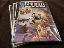 1991 MARVEL Comics PUNISHER P.O.V. #1-4 Complete TPB Comic Series - 1st Prints