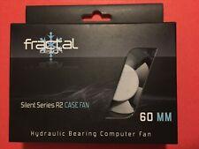 60mm White Blade Cooling Fan Fractal Design Silent Series FD-FAN-SSR2-60
