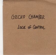 (DJ208) Gecko Chamber, Locus of Control - DJ CD