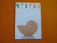 STEYBE für Kinder Peter Maly Katalog brochure catalogue catalogo Kindermöbel