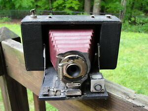Eastman Kodak No. 3 Folding Brownie Camera Model D