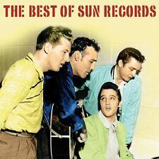 2 CD BOX BEST OF SUN RECORDS PRESLEY CASH JERRY LEE LEWIS ORBISON PERKINS ETC