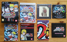 Naruto Shippuden ultimate Ninja storm 2 - édition collector - VF / zero rayure
