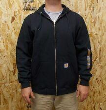 Men's Carhartt K122 Midweight Hooded Zip-Front Sweatshirt