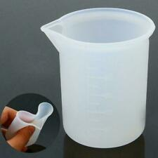 100ML Measuring Cup Silicone Durable Measurement Jug Kitchen Bar Baking SELL New