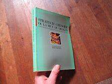 CLAUDE CADART & NAKAJIMA strategie chinoise ou la mue du dragon autrement 1986