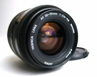 Yashica AF 35 -70mm / 3.3-4.5 Zoom Lens for Kyocera Yashica AF SLR