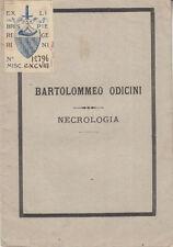 MASSONERIA BORGIOTTI AMERIGO BARTOLOMMEO ODICINI NECROLOGIA 1875