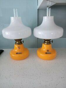 Vintage Fog & Morup Danish Oil Lamps