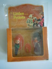 Vintage 1980 Mattel The Littles Family Mr.& Mrs.Littles & Baby Factory Sealed #2