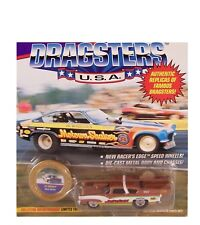 "1955 Ford Fairlane ""Norm Wizner's Jukebox"" Dragster new in orig series #3 pkg"