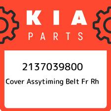 2137039800 Kia Cover assytiming belt fr rh 2137039800, New Genuine OEM Part