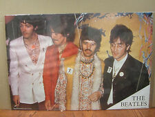 1987 The Beatles poster rock band music artist 3781