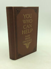 YOU WHO CAN HELP by Mary Smith Churchill - 1918 - WWI, France, Relief efforts