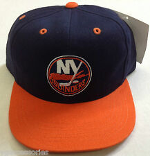 NHL New York Islanders Youth VelcroBack Cap Hat OSFA NEW!