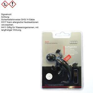 ORIGINAL Audi Duftgecko schwarz A1 A3 A4 RS3 RS RS6 RS7 Q7 000087009D
