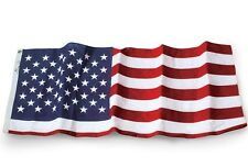 New listing Allied 3 x 5 Emroidered American Flag Gift Boxed