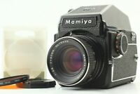 【Near MINT】 MAMIYA M645 Body + Sekor C 80mm F2.8 + AE Prism Finder from JAPAN