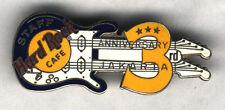 Jakarta Hard Rock Cafe 3rd Anniversary Staff pin pins