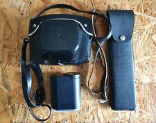 Praktica MTL 5 B mit Objektiv, Tasche, Blitzlicht und Stativ