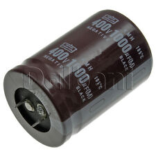 New Snap In 2 Pin Capacitor 400V 1000UF 35mm Diameter 50mm Height