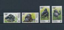 Ln23668 Congo gorilla monkey wildlife fine lot Mnh