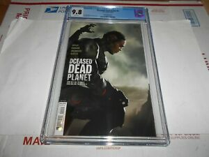 DCEASED: DEAD PLANET #2 CGC 9.8 (BEN OLIVER COVER)