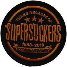 SUPERSUCKERS - 30th Anniversary - 9,3 cm - Patch - 166848