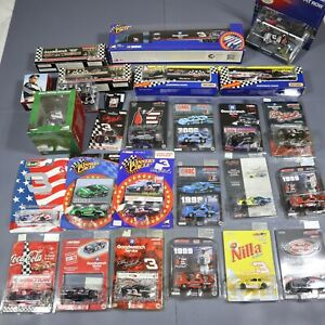 27 Piece Lot of Dale Earnhardt NASCAR Diecast, Pin, Ornament, Keychain & More!