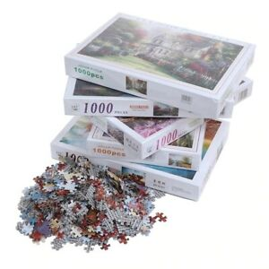 1000 Pieces Assembling Puzzles for Adults Kid Puzzle Puzzle Game Educational Toy