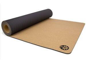 Yoloha Aura Cork Yoga Mat- Free Shipping