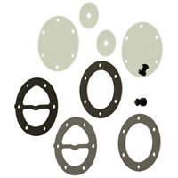 FUEL PUMP REBUILD GASKETS KIT SET PLUGS POLARIS 500 SKS 1991 1997 / 500 SP 1991