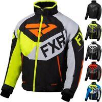 FXR Racing F20 Fuel FX Mens Sled Winter Sport Snowmobile Jacket