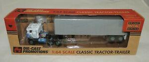 DCP International Transtar II 1/64 COE Tractor Trailer #31498 Admiral Merchants